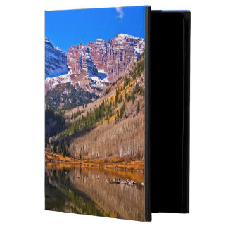 Maroon Bells Cover For iPad Air