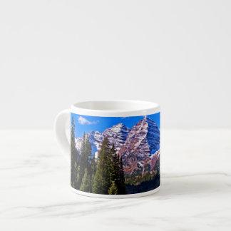 Maroon Bells Espresso Cup