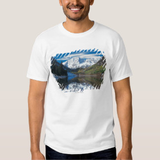 Maroon Bells in White River National Forest in Shirts