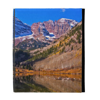 Maroon Bells iPad Folio Cover