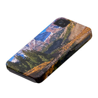 Maroon Bells iPhone 4 Cover