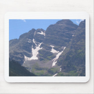 Maroon Bells Mouse Pad