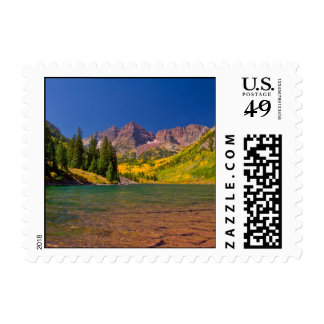 Maroon Bells Small stamp