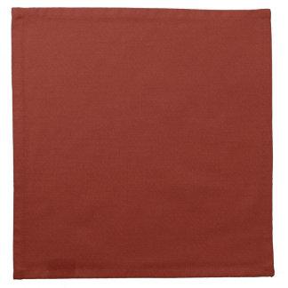 Maroon Cloth Napkin