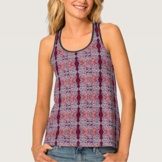 Maroon Designs Tank Top