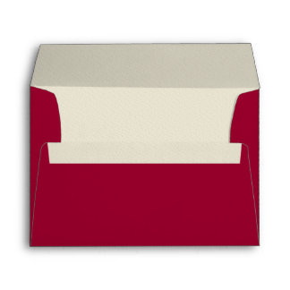 Maroon Envelopes