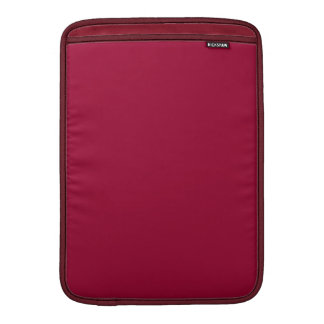 Maroon MacBook Air Sleeve