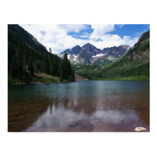 Maroon Lake Postcard