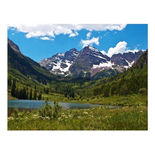 Maroon Lake Postcards
