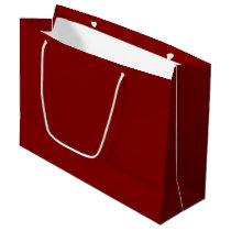Maroon Large Gift Bag
