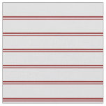 [ Thumbnail: Maroon & Lavender Lines Pattern Fabric ]