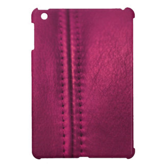 Maroon Leather Winter Boots for Gadgets iPad Mini Covers