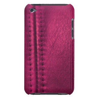Maroon Leather Winter Boots for Gadgets iPod Touch Cover