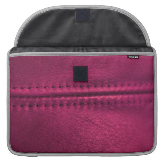 Maroon Leather Winter Boots for Gadgets Sleeve For MacBooks