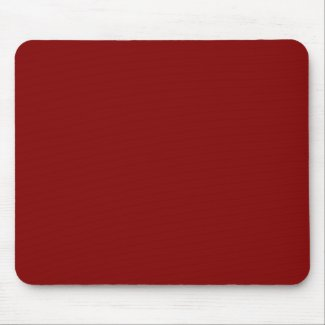 Maroon Mouse Pads
