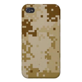 MARPAT Desert iPhone 4 Case