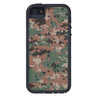 MarPat Digital Woodland Camouflage v2 iPhone SE/5/5s Case