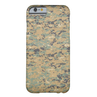 MARPAT FUNDA DE iPhone 6 BARELY THERE
