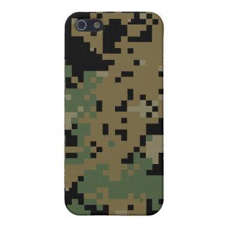 MARPAT Woodland iPhone 4 Case