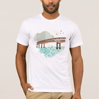 Marquam Bridge Portland T-Shirt