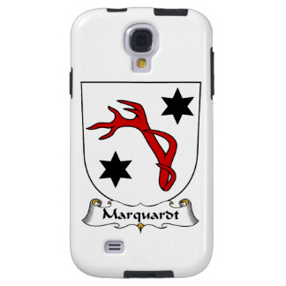 Marquardt Family Crest Galaxy S4 Case