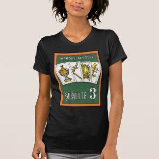 Marque Deposee Qualite 3 Vintage Label T-shirts