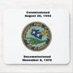 Marque el indicador, Comisión 26, 1944, Decommi… Tapetes De Raton