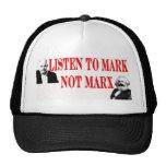 Marque no a Marx Gorra