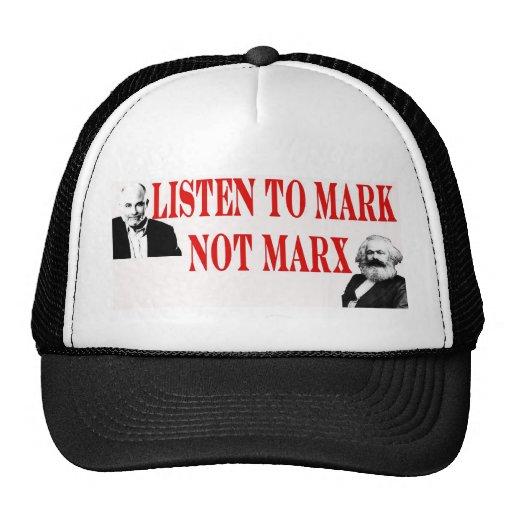 Marque no a Marx Gorro