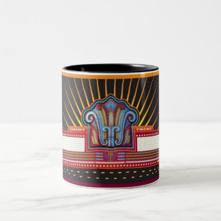 Marquee Capitan Two-Tone Coffee Mug