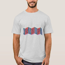 Marquee Grandpa Men's Basic T-Shirt