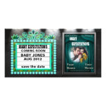 """Marquee """"GREAT EXPECTATIONS"""" Card"""