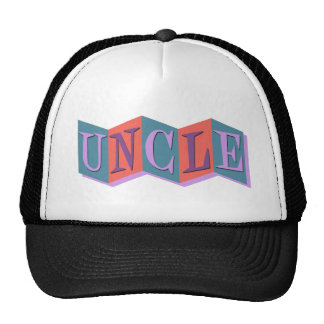 Marquee Uncle Mesh Hats