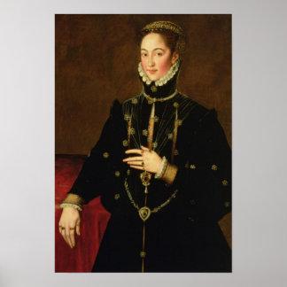 Marquesa de Las Navas, c.1559 Impresiones