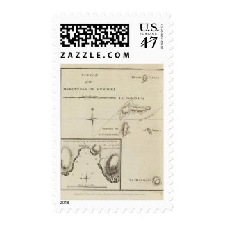 Marquesas de Mendoca, Resolution Bay Postage