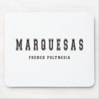 Marquesas French Polynesia Mouse Pad