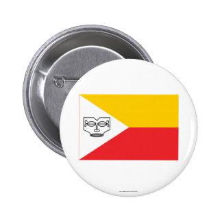 Marquesas Islands flag Pinback Button