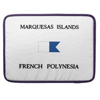 Marquesas Islands French Polynesia Sleeve For MacBooks