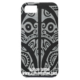 Marquesas style Kulture Tattoo Iphone Case iPhone 5 Cases
