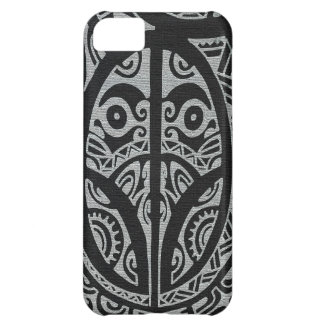 Marquesas style Kulture Tattoo Iphone Case Case For iPhone 5C