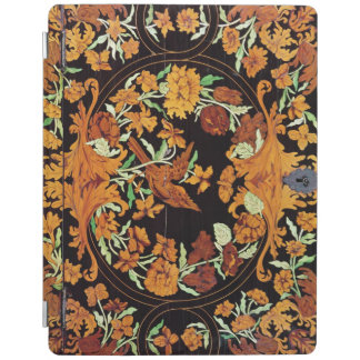 Marquetry box, English, c.1670 iPad Cover