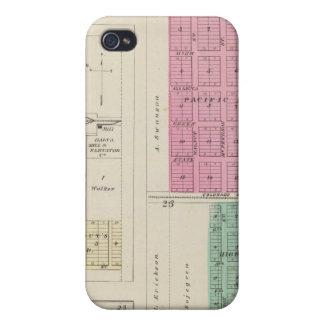 Marquette, Conway, Galva, Elyria, Ames, Kansas iPhone 4/4S Fundas