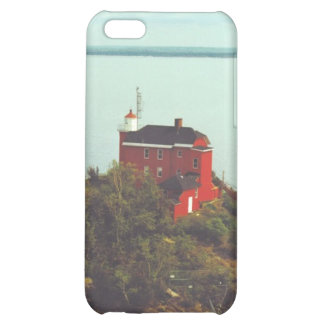 Marquette Harbor Lighthouse iPhone 5C Case