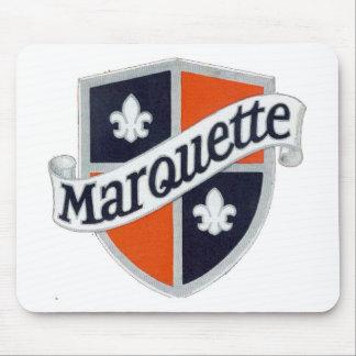 marquette logo mousepad
