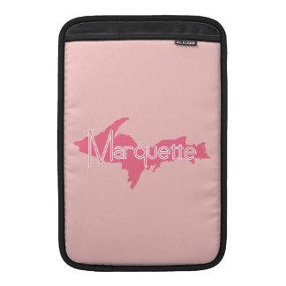 Marquette, Michigan Upper Peninsula MacBook Sleeves