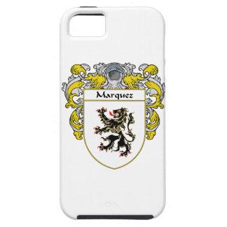 Marquez Coat of Arms/Family Crest iPhone SE/5/5s Case