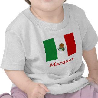 Marquez Mexican Flag Shirt