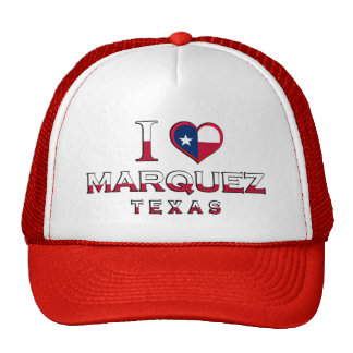 Marquez, Texas Trucker Hat