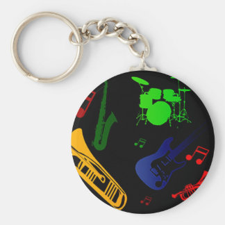 Marqui 11 Customized Music Design 1 copy.jpg Keychain