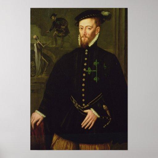 Marquis of las Navas, c.1559 Poster
